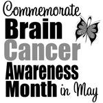 Brain Cancer Month T-Shirts & Gear
