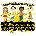 EveryChild Deserves AFuture Childhood Cancer Gifts