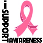 I Support Breast Cancer Awareness Shirts