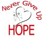 Never Give Up Hope Lung Cancer