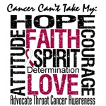 Throat Cancer Can't Take Hope