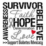 Diabetes Survivor Collage