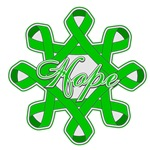 Kidney Cancer Hope Ribbons