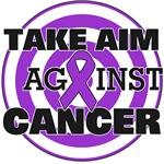 Take Aim Against Leiomyosarcoma Shirts & Gifts