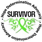Muscular Dystrophy Survivor Tees
