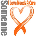 Leukemia Someone I Love Needs A Cure Shirts