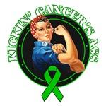 Kickin' Kidney Cancer's Ass Tees