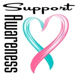 Hereditary Breast Cancer Support Shirts