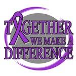 Leiomyosarcoma Together We Make A Difference Shirt