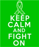 Bile Duct Cancer Keep Calm Fight On Shirts