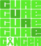 CURE Lymphoma Collage Shirts
