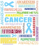 Prostate Cancer Awareness Collage Shirts