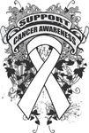 Support Bone Cancer Awareness Shirts
