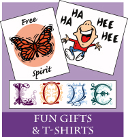 FUN T-SHIRT DESIGNS FOR THE WHOLE FAMILY!