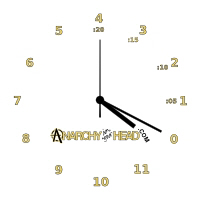 Countdown Clock with AIYH Logo