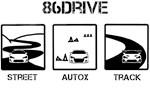 86DRIVE.COM Logo Designs
