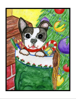 Please Click Here to See Boston Terrier Items.