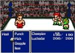 16 Bit Wrestling RPG
