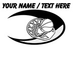 Custom Basketball Design