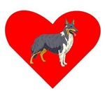 Collie Heart