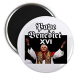 Pope Benedict XVI Pins / Magnets