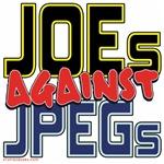 JOEs Against JPEGs [APPAREL]