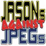 JASONs Against JPEGs [APPAREL]