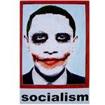 Obama Socialism Poster