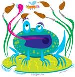 Art Smart Frog