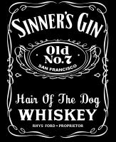 Sinner's Gin Hair Of The Dog
