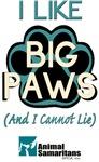 I Like Big Paws
