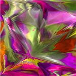 abstract vision-more colors