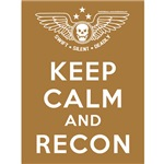 Recon Diaries Banner