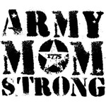 Army Mom Strong 1775