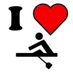I Heart Rowing