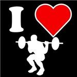 I Heart Weightlifting