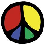 Flowing Peace Color