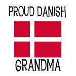 Proud Danish Grandma