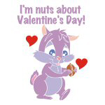 Nuts About Valentine's Day