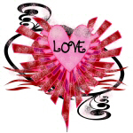 Cool Love Heart Valentine T-shirts and Gifts