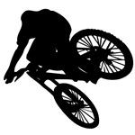 Mountain Bike Air Silhouette