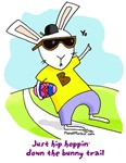 Hip Easter Bunny