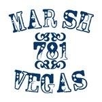 Marsh Vegas T-Shirts
