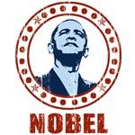 Obama Nobel Peace Prize T-Shirts