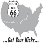 Route 66 T-shirts and gifts.