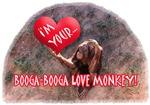 BOOGA-BOOGA LOVE MONKEY