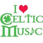 I LOVE CELTIC MUSIC