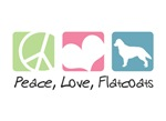 Peace, Love, Flatcoats