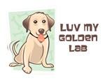 Luv Golden Lab 2