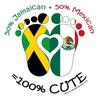 Jamaican Mexican Baby